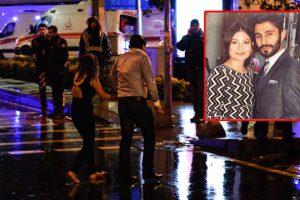 YTÜ'lü Yunus Görmek Reina'daki Saldırıda Hayatını Kaybetti!