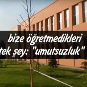 Yıldız Teknikli SBUİ Öğrencileri KHK İle İhraç Edilen Hocalarını Anlattı!