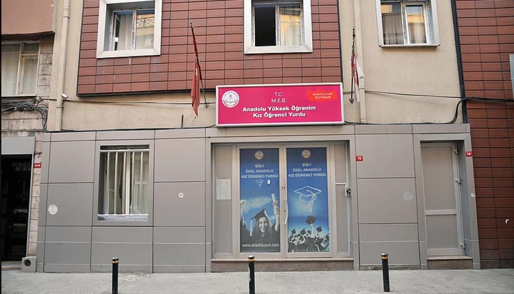 Anadolu Kız Öğrenci Yurdu