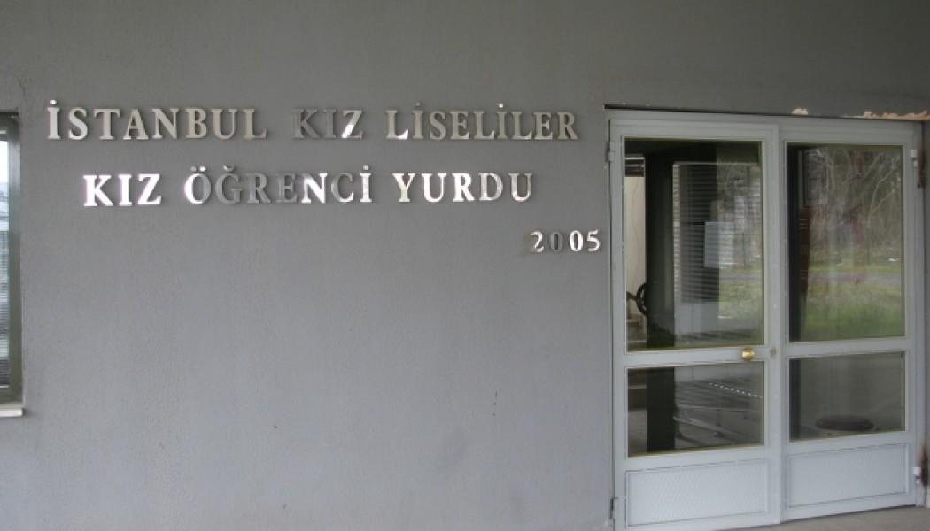 İstanbul Kız Liseliler Kız Öğrenci Yurdu
