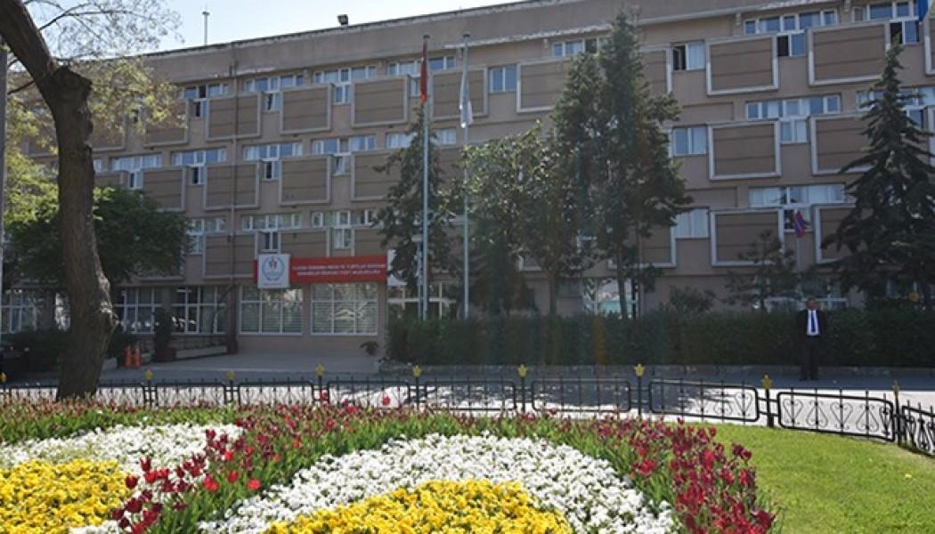KYK Topkapı-Edirnekapı Kız Öğrenci Yurdu