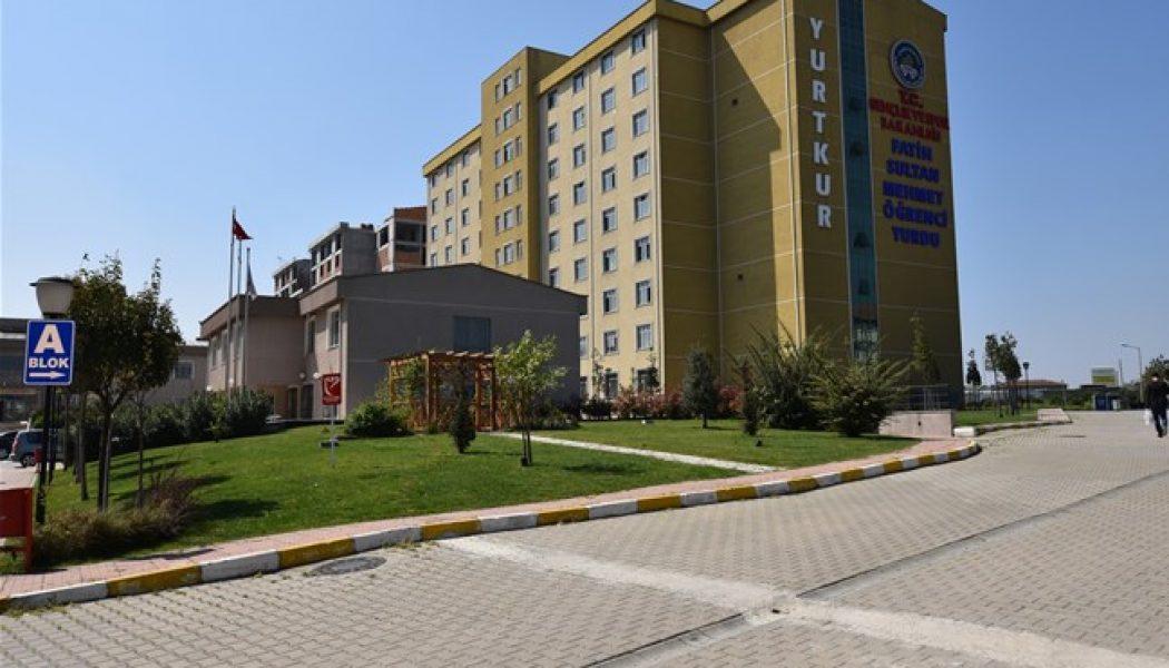 KYK Fatih Sultan Mehmet Erkek Öğrenci Yurdu