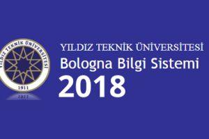 """YTÜ'de """"Bologna 2018"""" Yeni Eğitim-Öğretim Planı Geliyor!"""