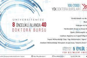 100/2000 YÖK Doktora Bursu
