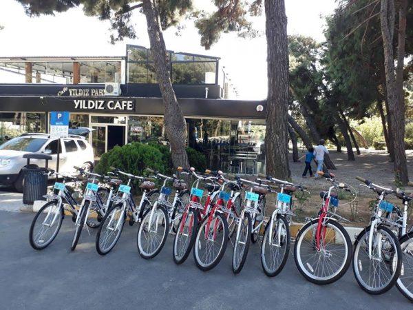Yıldız Teknik Üniversitesi, Bizero Bisikletlerine Kavuştu!