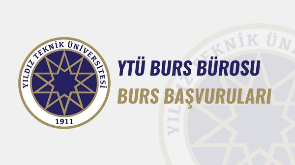 2018-2019 Eğitim-Öğretim Yılı YTÜ Burs Başvuruları Başladı!