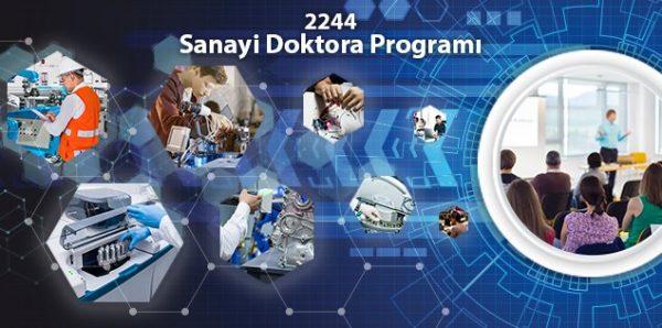 Üniversitemizin TÜBİTAK 2244 Sanayi Doktora Programı Başarısı