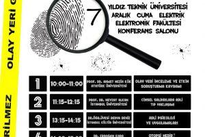2.Adli Bilimler Konferansı ( 7 Aralık 2018 )