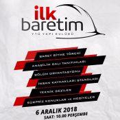 İlk Baretim'18 ( 6 Aralık 2018 )