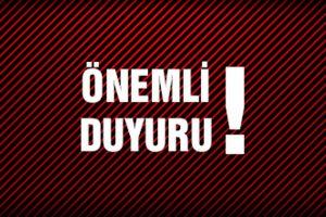 """Yıldız Teknik Üniversitesi'nde """"Gençlik Zirvesi"""" nedeniyle etkinlik ve sınavlar ertelendi!"""