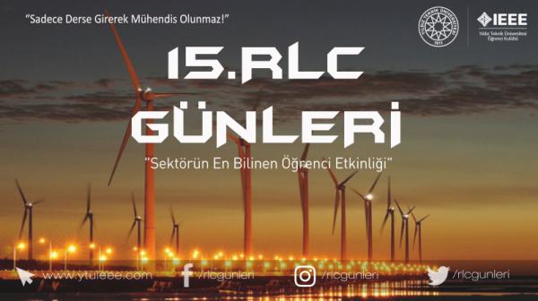 15. RLC Günleri ( 19-20-21 Şubat 2019 )