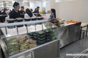 Yıldız Teknik Üniversitesi Yemekhanelerinde Yemek Ücretine Zam Geldi!