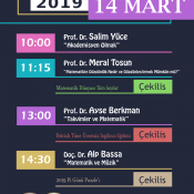 Pi Günü ( 14 Mart 2019 )
