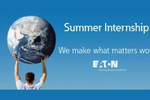 Eaton Summer Internship Program