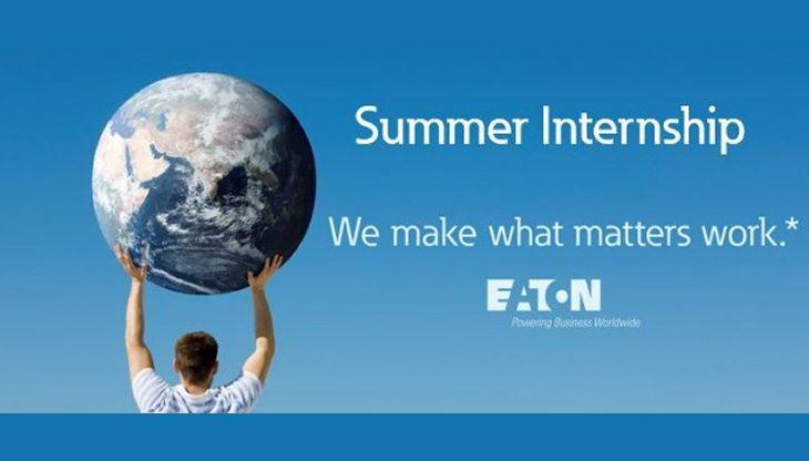 Eaton Summer Internship Program