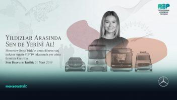 Mercedes-Benz Uzun Dönem Staj Başvurusu İlanı