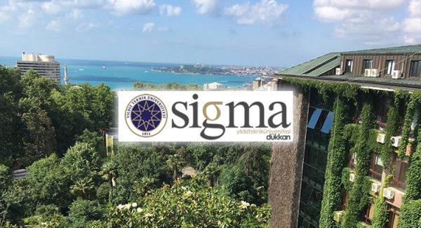 """YTÜ Lisanslı Ürün Mağazası """"Sigma Dükkan"""" Yakında Açılıyor!"""