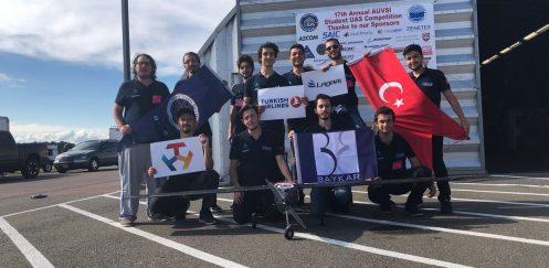 Yıldız Teknik Üniversitesi Lagari Takımı, Dünya 3.sü oldu!