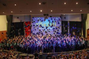 Yıldız Teknik Üniversitesi 2019 Mezuniyet Töreni Tarihleri
