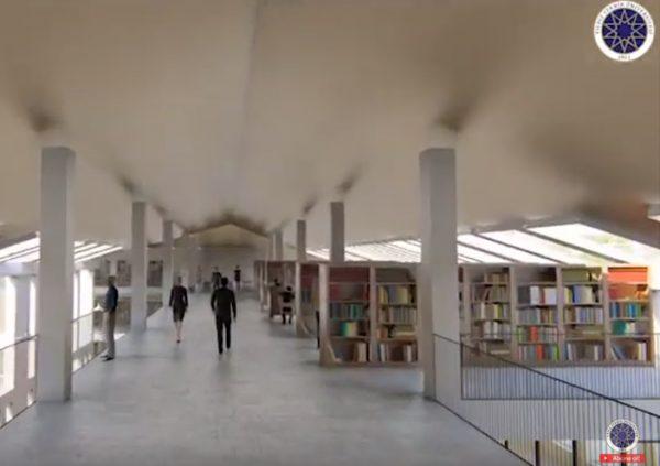 Yıldız Teknik Üniversitesi'ne Yeni Kütüphane Müjdesi!