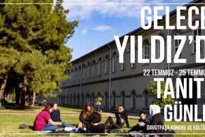 Yıldız Teknik Üniversitesi Tercih Tanıtım Günleri 2019