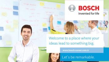 BOSCH Human Resources Intern