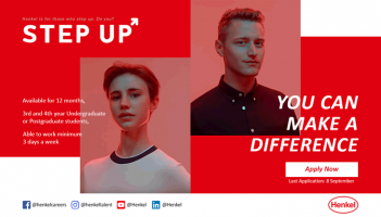 "Henkel ""Step Up"" Program"