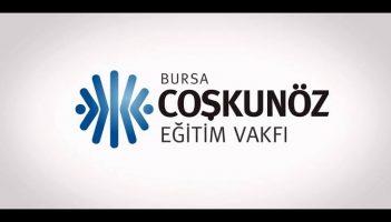 Bursa Coşkunöz Eğitim Vakfı (BUCOSEV) Burs Başvurusu (2019-2020) Başladı!