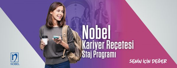 Nobel İlaç, Kariyer Reçetesi Staj Programı