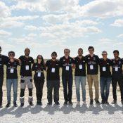 Teknofest Yüksek İrtifa Roket Yarışmasında İki Yıldız Teknik Üniversitesi Takımı!