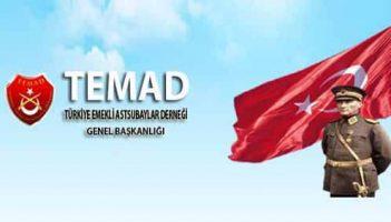 Türkiye Emekli Astsubaylar Derneği TEMAD Burs Başvurusu (2019-2020) Başladı!