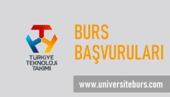 Türkiye Teknoloji Takımı Milli Teknoloji Burs Başvurusu Başladı!