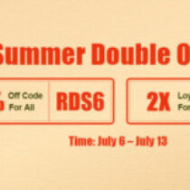 RSorder Summer 2020 2X Loyalty Points for RS3 Gold Supplied from July 6 grup logosu